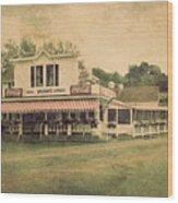 Wilson's Restaurant And Ice Cream Parlor Wood Print
