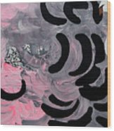 Wind And Sea Wood Print
