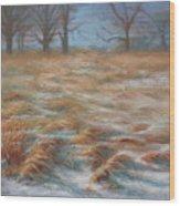 Wind Swept Wood Print