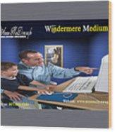 Windermere Medium Wood Print