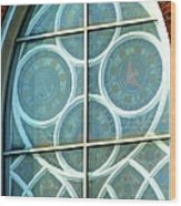 Window Artistic Wood Print