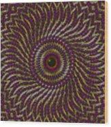 Window Of The Soul- Wood Print