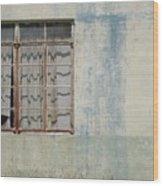 Anahuac Station Wood Print