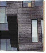 Windows Boxed Wood Print