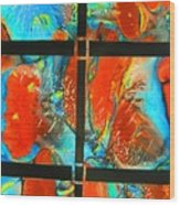 Windows To The Universe Wood Print