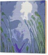 Windsitter Mystical Breeze Wood Print