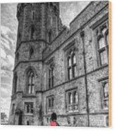 Windsor Castle Coldstream Guard Wood Print