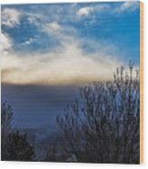 Windstorm Wood Print