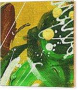 Windswept II Wood Print