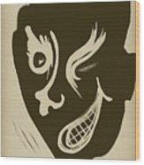 Wink Wood Print