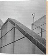 Winston Salem 96 Wood Print