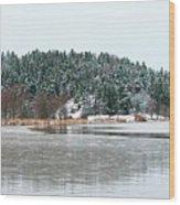 Winter 2 Wood Print