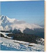 winter-Parang 6 Wood Print