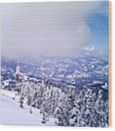 winter-Parang Wood Print