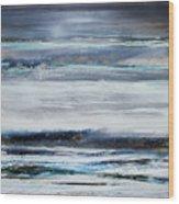 Winter Rhythms Redesdale Blue Series 2009 Wood Print