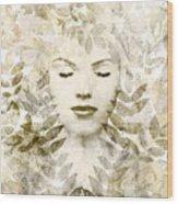Winter Sonata Wood Print