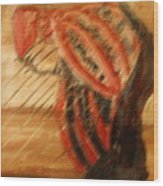 Winterbreak - Tile Wood Print