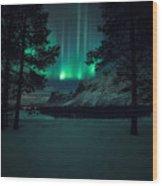 Winterspell Wood Print