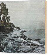 Wintertide Wood Print