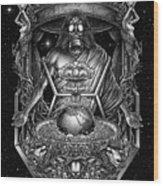 Winya No. 104 Wood Print
