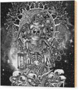 Winya No. 73 Wood Print