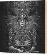 Winya No. 81 Wood Print