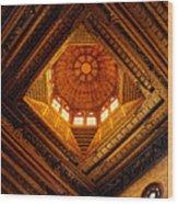 Al Ghuri Dome Wood Print