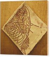 Wiseman - Tile Wood Print