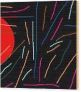 Wish - 326 Wood Print