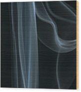 Wisps Of Surrender  Wood Print