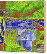 Wmd2 Wood Print