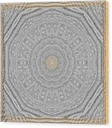 Wodden Sacred Popart Wood Print