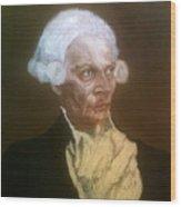 Wojciech Pszoniak As Robespierre Wood Print