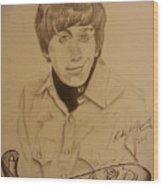 Wolowitz Wood Print