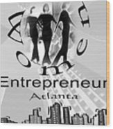 Women Entrepreneurs Wood Print