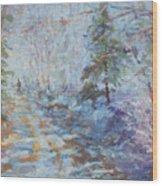 Wonderland Wood Print