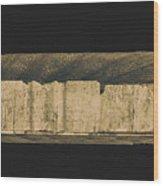 Wood Block Wood Print