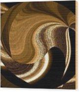 Wood Grains Wood Print