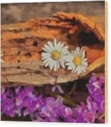 Wood - Id 16235-142749-1958 Wood Print