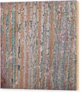 Wood No 5 Wood Print