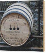 Woodford Reserve Barrel Wood Print