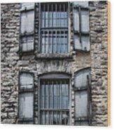 Woodford Reserve Windows Wood Print