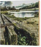 Woodside Wood Print