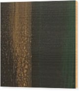 Woodsy Wood Print