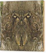 Woody 101 Wood Print