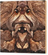 Woody 128a Wood Print