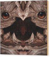 Woody 129 Wood Print