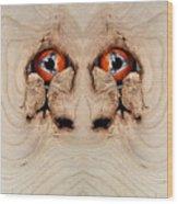 Woody 72 Wood Print