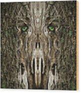 Woody 99 Wood Print
