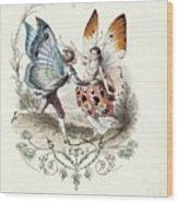Wordsworth  Wood Print